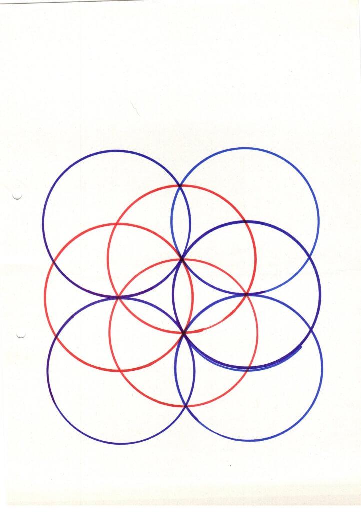 Blume des Lebens Bild 6