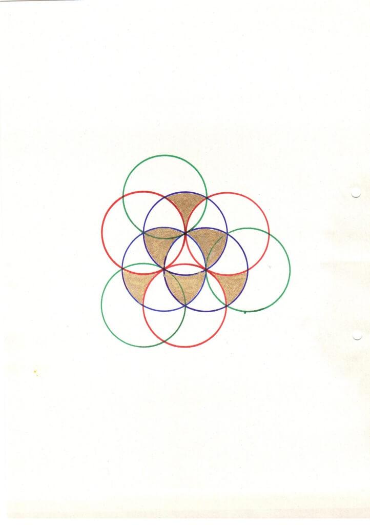 Blume des Lebens Bild 8