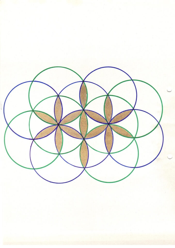 Blume des Lebens Bild 5