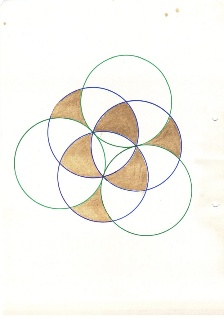 Blume des Lebens Bild 2