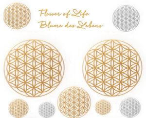 Blume des Lebens Tattoos