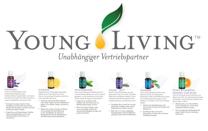 Young Living Öle