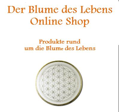Der Blume des Lebens Online Shop